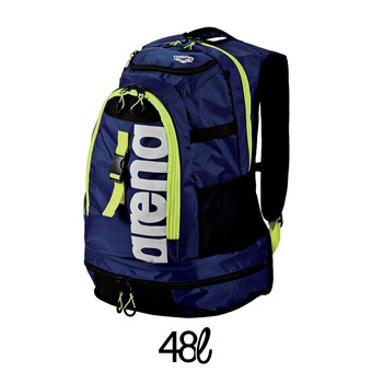 Sac à dos 48L FASTPACK 2.1 royal/fluo yellow
