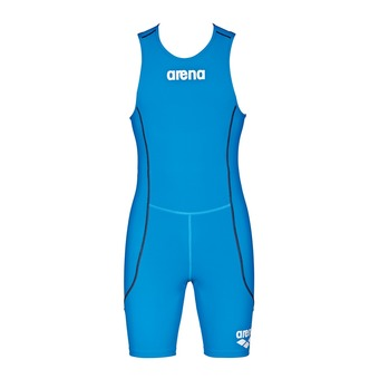 Tritraje hombre TRISUIT ST REAR ZIP brillant blue