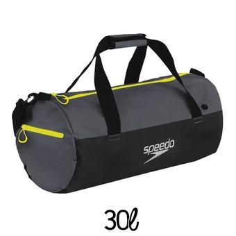Bolsa de deporte DUFFEL 30L oxid grey/black/fluo yellow