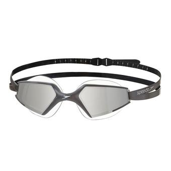 Lunettes de natation AQUAPULSE MAX MIRROR 2 black/silver