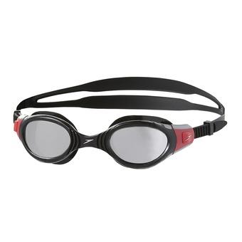 Gafas de natación FUTURA BIOFUSE MIRROR black/red