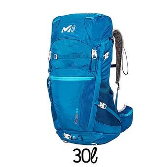 Mochila all mountain mujer 30L UBIC LD majolica blue