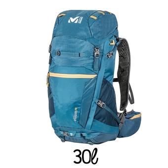 Sac à dos de randonnée 30L ELIUM majolica blue