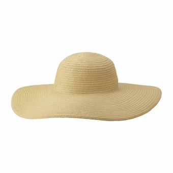 Sombrero mujer SUN RIDGE™ II natural
