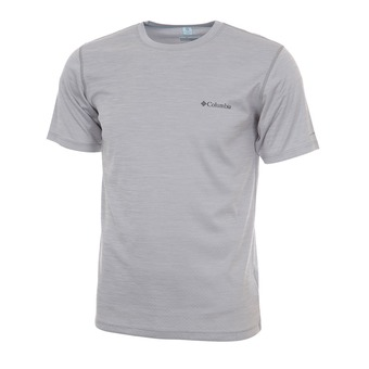 Camiseta hombre ZERO RULES™ columbia grey heather
