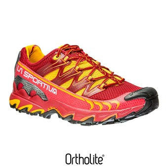 Chaussures de trail femme ULTRA RAPTOR berry