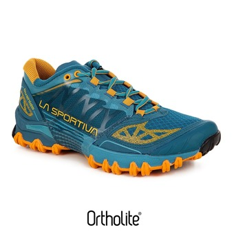 Zapatillas de trail mujer BUSHIDO fjord