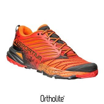 Zapatillas de trail hombre AKASHA flame