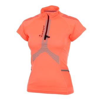 Camiseta mujer PERFORMER pink/hot pepper