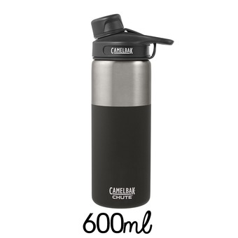 Botellín 600ml CHUTE VACUUM INSULATED jet