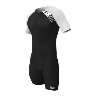 Combinaison trifonction homme TT SUIT ULTIMATE black/white