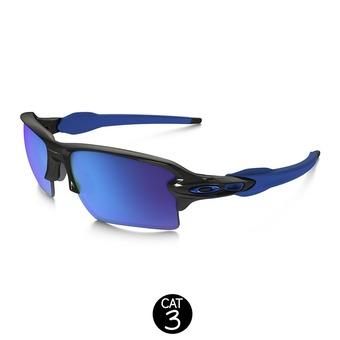 Gafas de sol FLAK 2.0 XL polished black / sapphire iridium