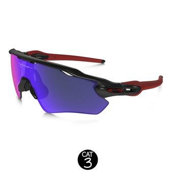 Gafas de sol RADAR EV PATH polished black / positive red iridium