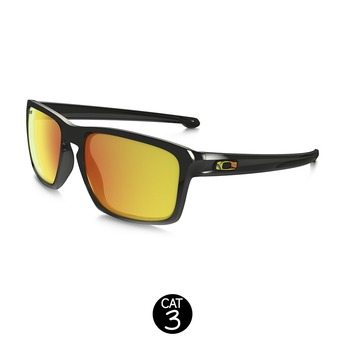 Gafas de sol SLIVER V.ROSSI polished black / fire iridium