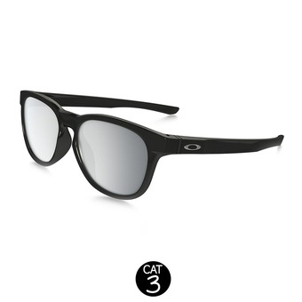 Gafas de sol STRINGER polished black / chrome iridium
