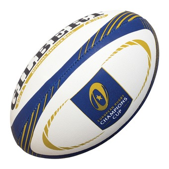 Balón mini rugby CHAMPIONS CUP réplica