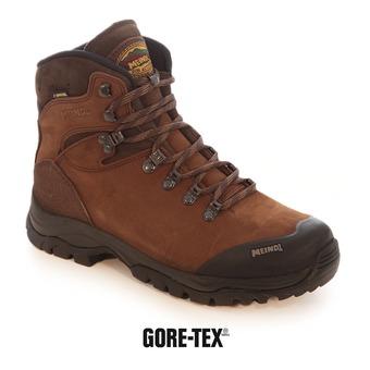 Chaussures de randonnée homme KANSAS GTX marron foncé