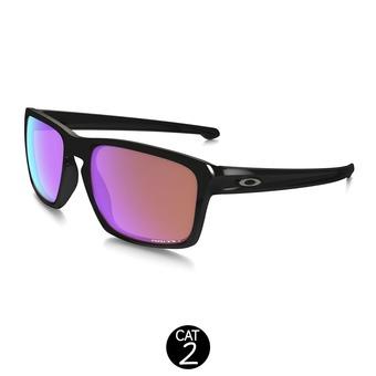 Gafas de sol SLIVER polished black w/ prizm golf