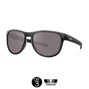 Gafas de sol polarizadas SLIVER R polished black w/prizm daily