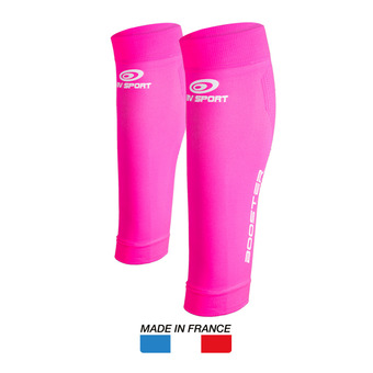 Manchons de compression BOOSTER ONE rose