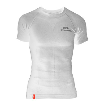 Camiseta sin mangas hombre SKAEL blanco