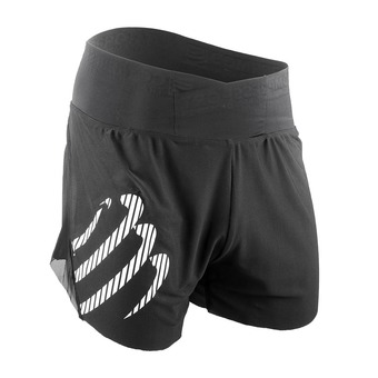 Short homme RACING noir