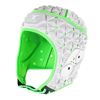 Casque de protection IGNITE metal/vert