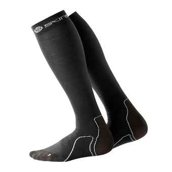 Chaussettes de compression ESSENTIALS RECOVERY black