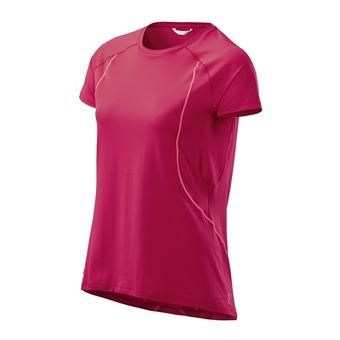 Camiseta mujer PLUS PHOENIX rossa