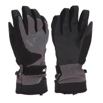 Gants  AMBER DRYEDGE black/charcoal
