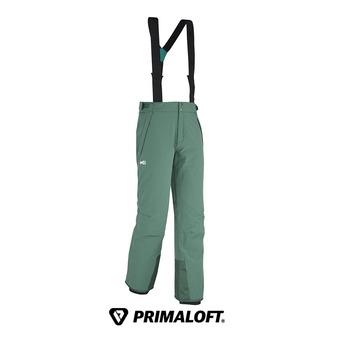 Pantalon de ski homme DEVIL STRETCH jasper green