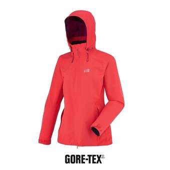 Chaqueta Gore-Tex® mujer LD MONTETS hibiscus