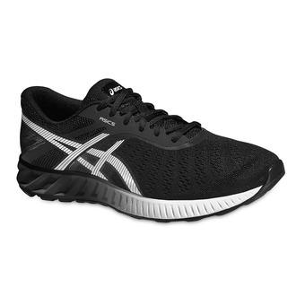 Chaussures running homme FUZE X LYTE black/white/onyx