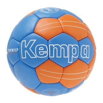 Ballon de handball TONEO COMPETITION PROFILE bleu kempa/rouge vif