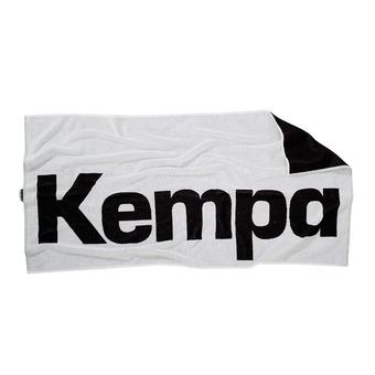 Toalla KEMPA blanco/negro