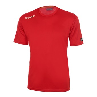 Camiseta hombre CORE POLY rojo