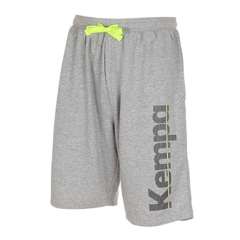 Short homme CORE gris chiné