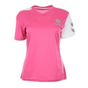 Camiseta mujer CAMPAIGN rosa