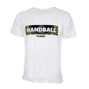 Tee-shirt MC homme  REC blanc/marine
