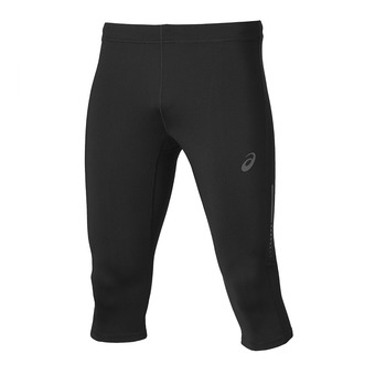 Mallas 3/4 hombre ESSENTIALS performance black