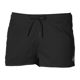 Short mujer TRACK TRAINING performance black