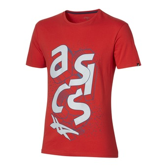 Maillot MC homme BLOCK true red