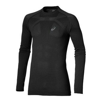 Camiseta hombre SEAMLESS black