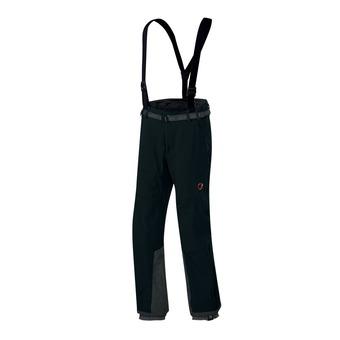 Pantalón con tirantes hombre BASE JUMP TOURING black