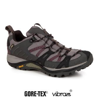 Zapatillas de senderismo mujer SIREN SPORT GTX dark grey