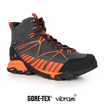 Zapatillas de trekking hombre CAPRA VENTURE MID GTX® granite