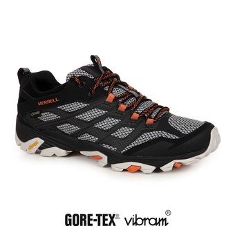 Zapatillas de senderismo hombre MOAB FST GTX black