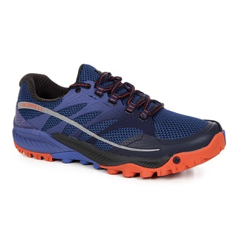 Zapatillas de trail mujer ALL OUT CHARGE surf the web