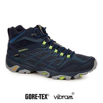 Zapatillas de senderismo hombre MOAB FST MID GTX® navy