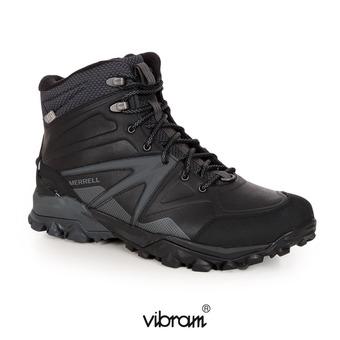 Zapatillas de senderismo hombre CAPRA GLACIAL ICE black